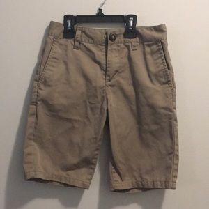 Boys chino khaki pants size 8